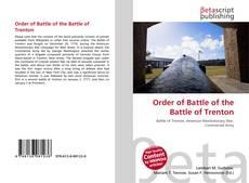 Order of Battle of the Battle of Trenton的封面