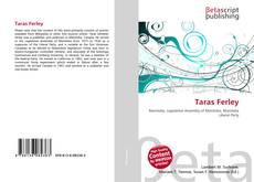 Capa do livro de Taras Ferley
