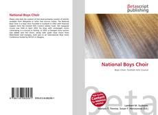 National Boys Choir的封面