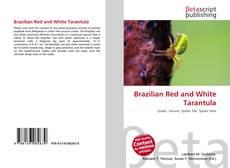 Bookcover of Brazilian Red and White Tarantula