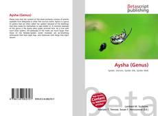 Capa do livro de Aysha (Genus)