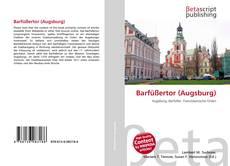 Capa do livro de Barfüßertor (Augsburg)