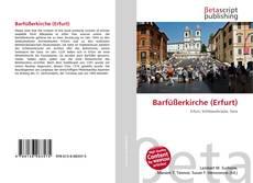 Portada del libro de Barfüßerkirche (Erfurt)