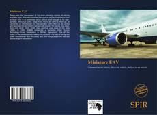 Capa do livro de Miniature UAV