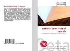 Bookcover of National Book Trust of Uganda