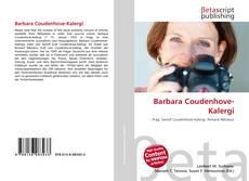 Portada del libro de Barbara Coudenhove-Kalergi