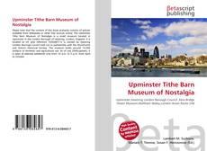 Buchcover von Upminster Tithe Barn Museum of Nostalgia