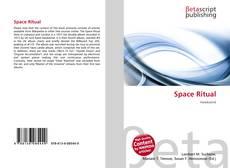 Capa do livro de Space Ritual