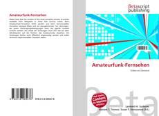 Обложка Amateurfunk-Fernsehen