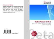 Copertina di Robin Wood (Critic)