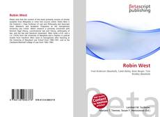 Bookcover of Robin West
