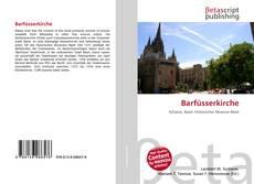 Bookcover of Barfüsserkirche