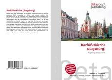 Capa do livro de Barfüßerkirche (Augsburg)