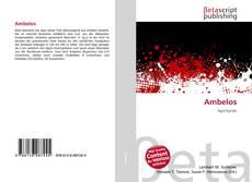 Buchcover von Ambelos