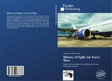 Couverture de History of Eglin Air Force Base