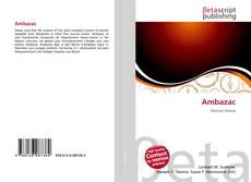Bookcover of Ambazac