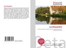 Bookcover of La Houssière