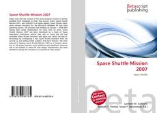 Bookcover of Space Shuttle Mission 2007
