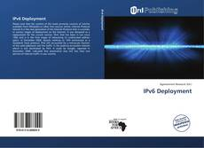 Bookcover of IPv6 Deployment