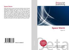 Buchcover von Space Storm