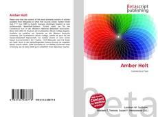 Bookcover of Amber Holt