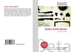 Buchcover von Amber Smith (Band)