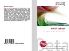 Buchcover von Robin Tanner