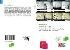Bookcover of Denise Scott