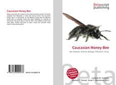 Bookcover of Caucasian Honey Bee