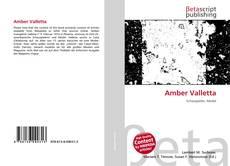 Bookcover of Amber Valletta