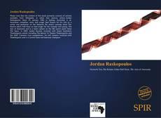 Portada del libro de Jordan Raskopoulos