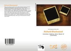 Обложка Richard Blackwood