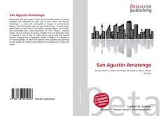Bookcover of San Agustín Amatengo