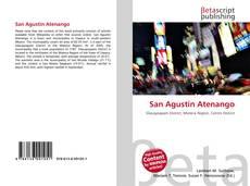 Bookcover of San Agustín Atenango