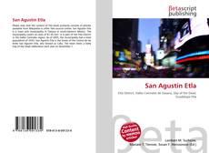 Bookcover of San Agustín Etla