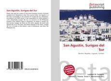 Buchcover von San Agustin, Surigao del Sur