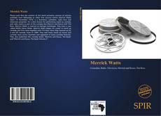 Portada del libro de Merrick Watts