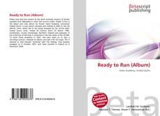 Buchcover von Ready to Run (Album)