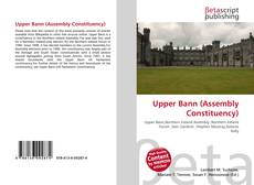 Bookcover of Upper Bann (Assembly Constituency)