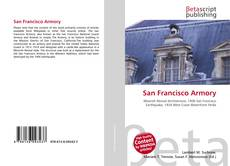 Bookcover of San Francisco Armory