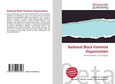 Bookcover of National Black Feminist Organization