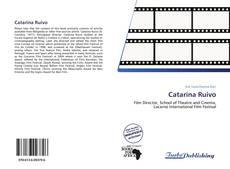 Couverture de Catarina Ruivo