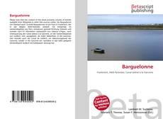 Portada del libro de Barguelonne