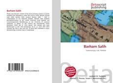 Capa do livro de Barham Salih