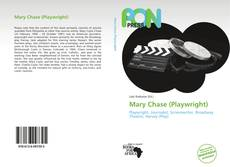 Bookcover of Mary Chase (Playwright)