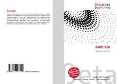 Bookcover of Ambrein