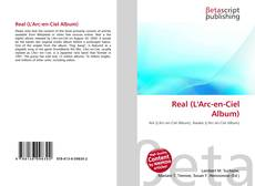 Capa do livro de Real (L'Arc-en-Ciel Album)