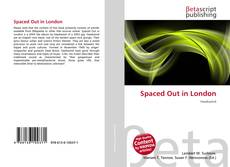 Capa do livro de Spaced Out in London