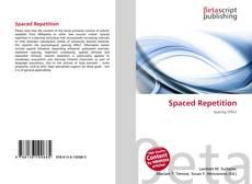 Capa do livro de Spaced Repetition