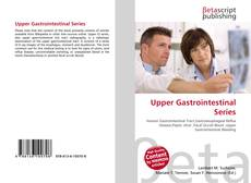 Portada del libro de Upper Gastrointestinal Series